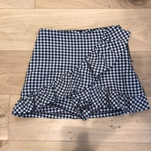 Dresses & Skirts - Gingham Skort